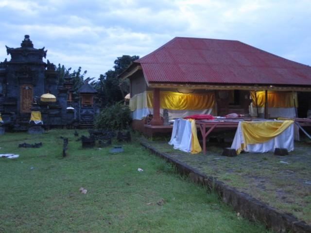 Rumah kediaman Ki Barak Panji Sakti, raja Buleleng